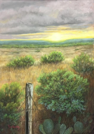 After the Storm by artist Tom Beasley